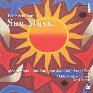 Peter Sculthorpe - Sun Music