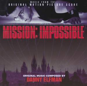 Elfman: Mission Impossible - Original Soundtrack