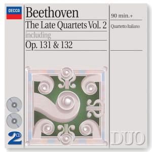 Beethoven: String Quartet No  14 in C sharp minor, Op  131