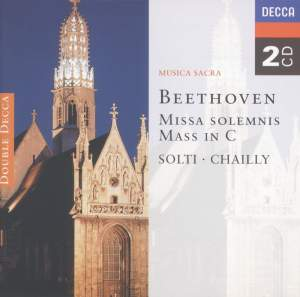 Beethoven: Mass in C & Missa Solemnis