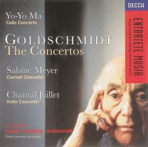 Goldschmidt: The Concertos