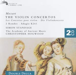 Mozart - The Violin Concertos