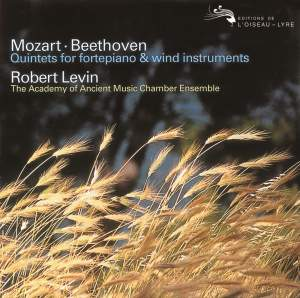 Mozart & Beethoven: Quintets for Piano & Wind Instruments
