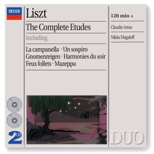Liszt: Complete Etudes
