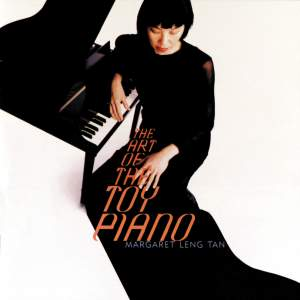 The Art of the Toy Piano Product Image