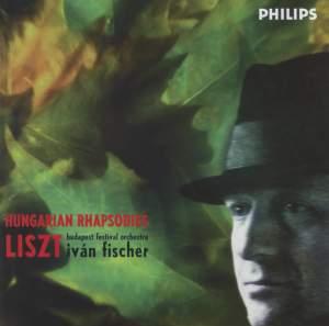 Liszt: Hungarian Rhapsodies, S359 Nos. 1-6