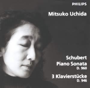 Schubert: Piano Sonata No. 21 & Klavierstücke D946