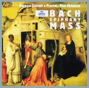 Bach - Epiphany Mass