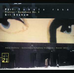 Pärt: Symphony No. 3, etc.