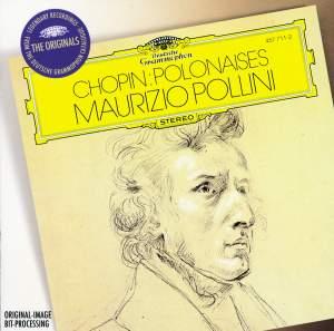 Chopin - Polonaises Nos. 1-7