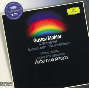 Mahler: Symphony No. 6 in A minor 'Tragic', etc.