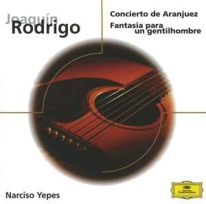 Concierto de Aranjuez - Fantasia para un gentilhombre