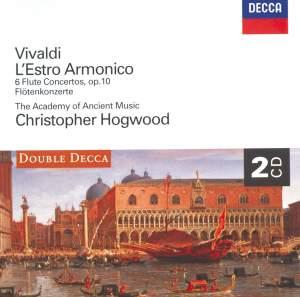 Vivaldi: Flute Concertos & L'estro armonico