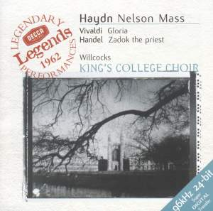 Haydn, Vivaldi and Handel: Choral Works