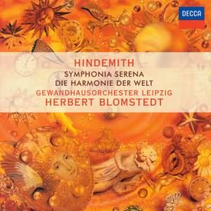 Hindemith: Symphonia Serena & Symphonie 'Die Harmonie der Welt'