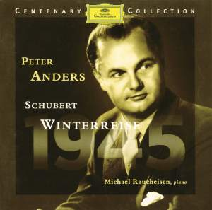 Centenary Collection: 1945 - Schubert: Winterreise