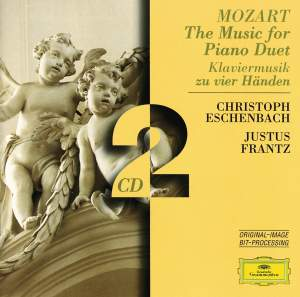 Mozart - The Music for Piano Duet