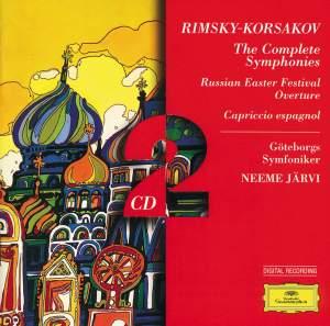 Rimsky Korsakov: Capriccio espagnol, Op. 34, etc.