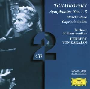 Tchaikovsky: Marche slave, Op. 31, etc.