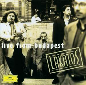 Lakatos: Live from Budapest