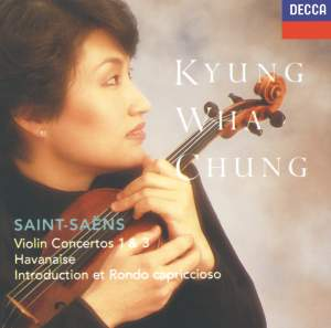 Saint-Saëns - Violin Concertos Nos. 1 & 3