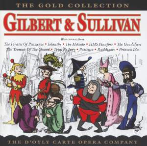 The Gold Collection - Gilbert & Sullivan