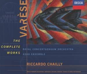 Varèse - The Complete Works
