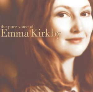 The Pure Voice of Emma Kirkby Product Image