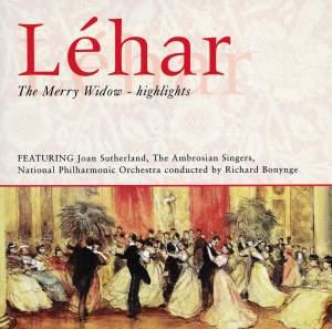 Lehár: Die Lustige Witwe (highlights)