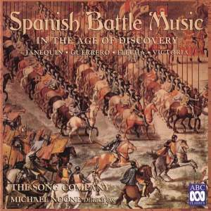 Spanish Battle Music in the Age of Discovery