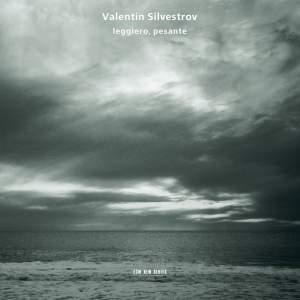 Valentin Silvestrov: Cello Sonata