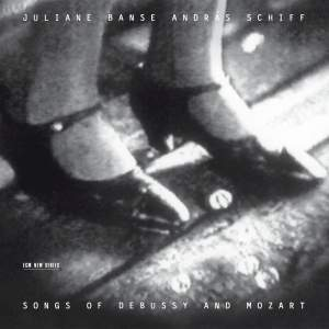 Songs of Mozart and Debussy