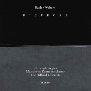 Bach/Webern Ricercar