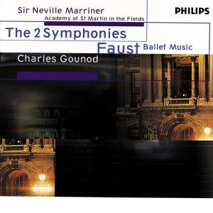 Gounod: The 2 Symphonies&#x3B; Faust Ballet Music