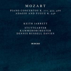 Mozart: Piano Concertos Nos. 17 and 20