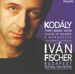 Kodály: Dances of Galanta, etc. Product Image