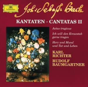 JS Bach: Cantatas II