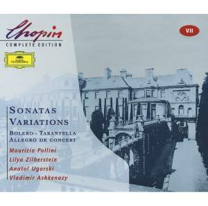Chopin - Sonatas & Variations