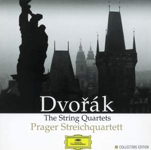 Dvořák: String Quartets Nos. 1-14