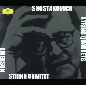 Shostakovich: String Quartets Nos. 1-15