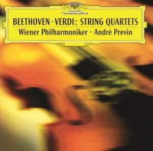 Beethoven & Verdi: String Quartets