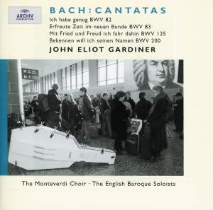 Bach - Cantatas for the Feast of the Purification of Mary