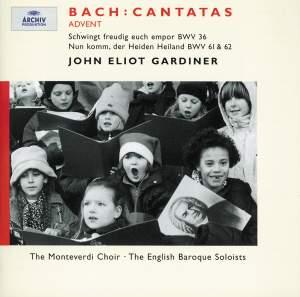 Bach - Advent Cantatas