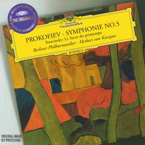 Prokofiev: Symphony No. 5 & Stravinsky: The Rite of Spring