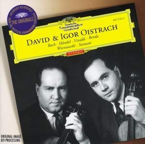 David & Igor Oistrakh