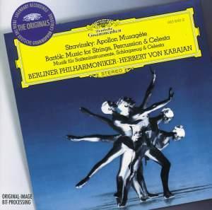 Stravinsky: Apollon musagète