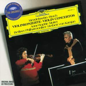 Mendelssohn: Violin Concerto in E minor, Op. 64, etc.