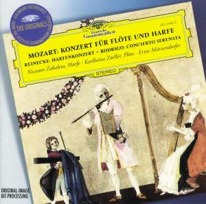 Mozart: Flute & Harp Concerto in C major, K299, etc.
