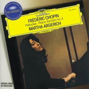 Chopin: Preludes, Piano Sonata No. 2 Product Image