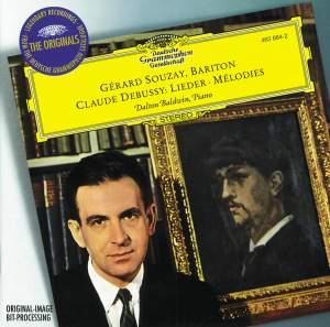 Debussy: Mélodies · Lieder